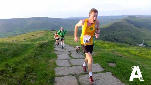 Michael Slater leading the Striders home