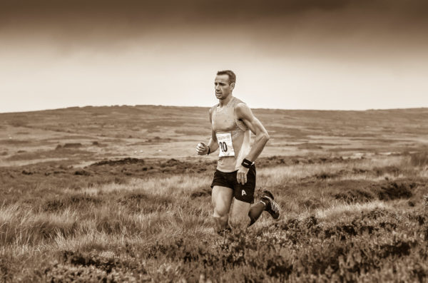 Stuart Bond on his way to winning the 2014 Salt Cellar
