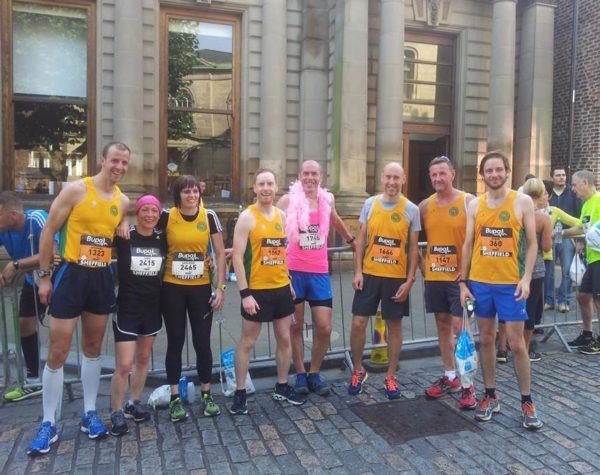 A selection of Striders after the GYR 2014.