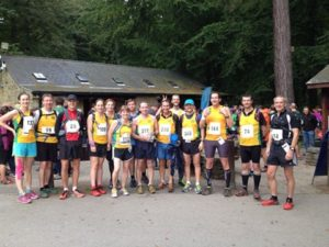 Steel City Striders ready for the Nine Edges.