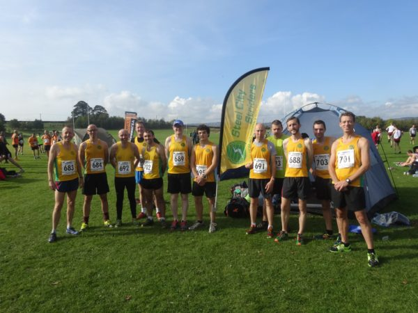 Striders Men, Spinkhill