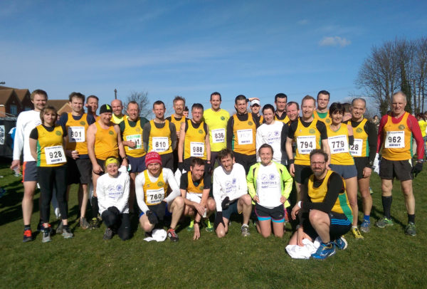Striders at Norton 9 2015