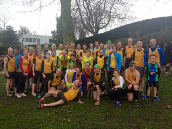 Parkrun Final Flashmob