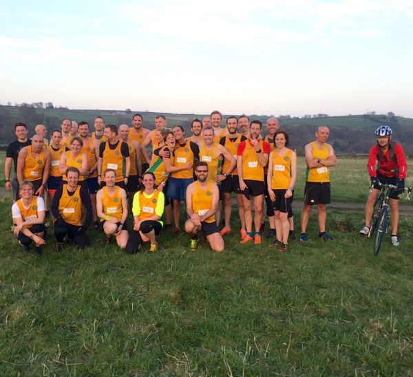 Striders at Trunce Number 2, 2015