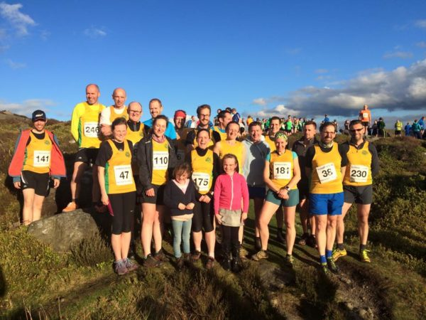 Striders at Burbage Skyline 2015