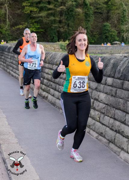Amy Housley at Low Bradfield 2015