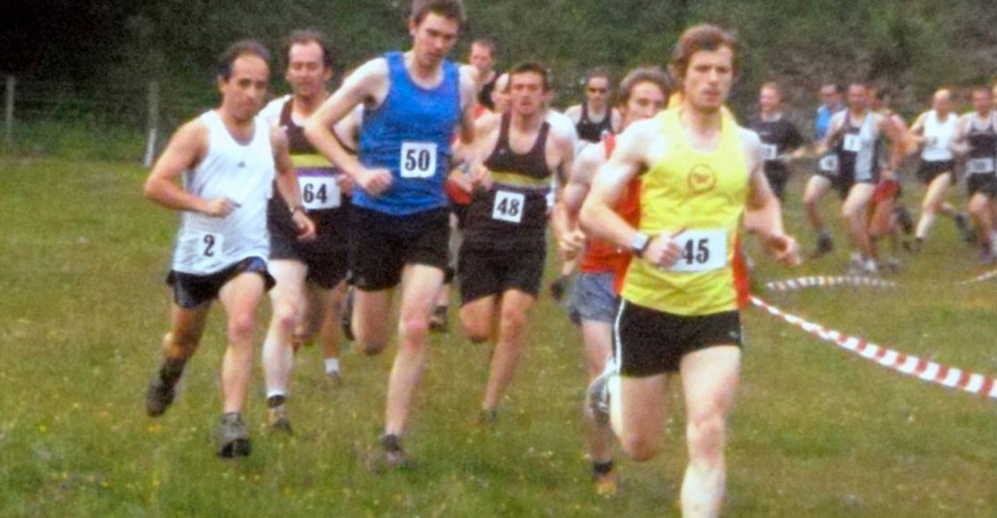 Photo from Tideswell Fell Race Facebook event