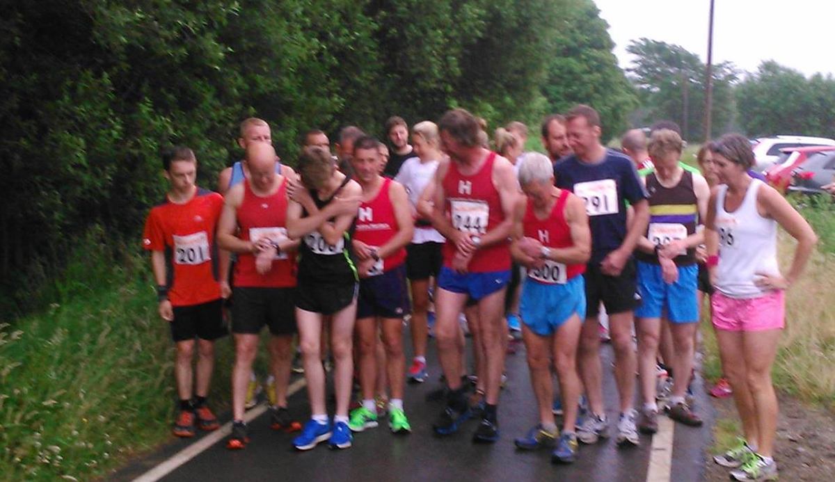 Photo from Loxley Chase 10k Facebook event.
