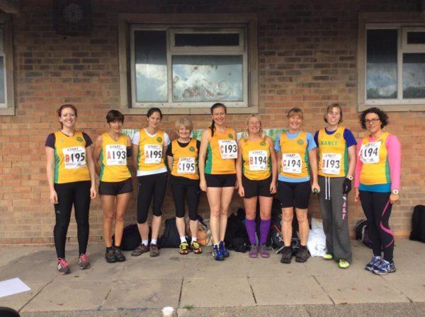 Cutlers Relay ladies 2015