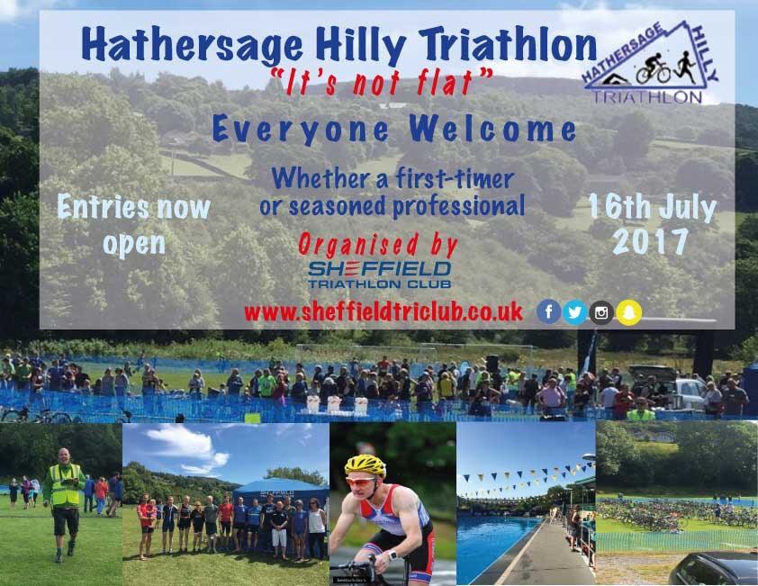 Hathersage Hilly (Sprint Triathlon) ResultsSteel City