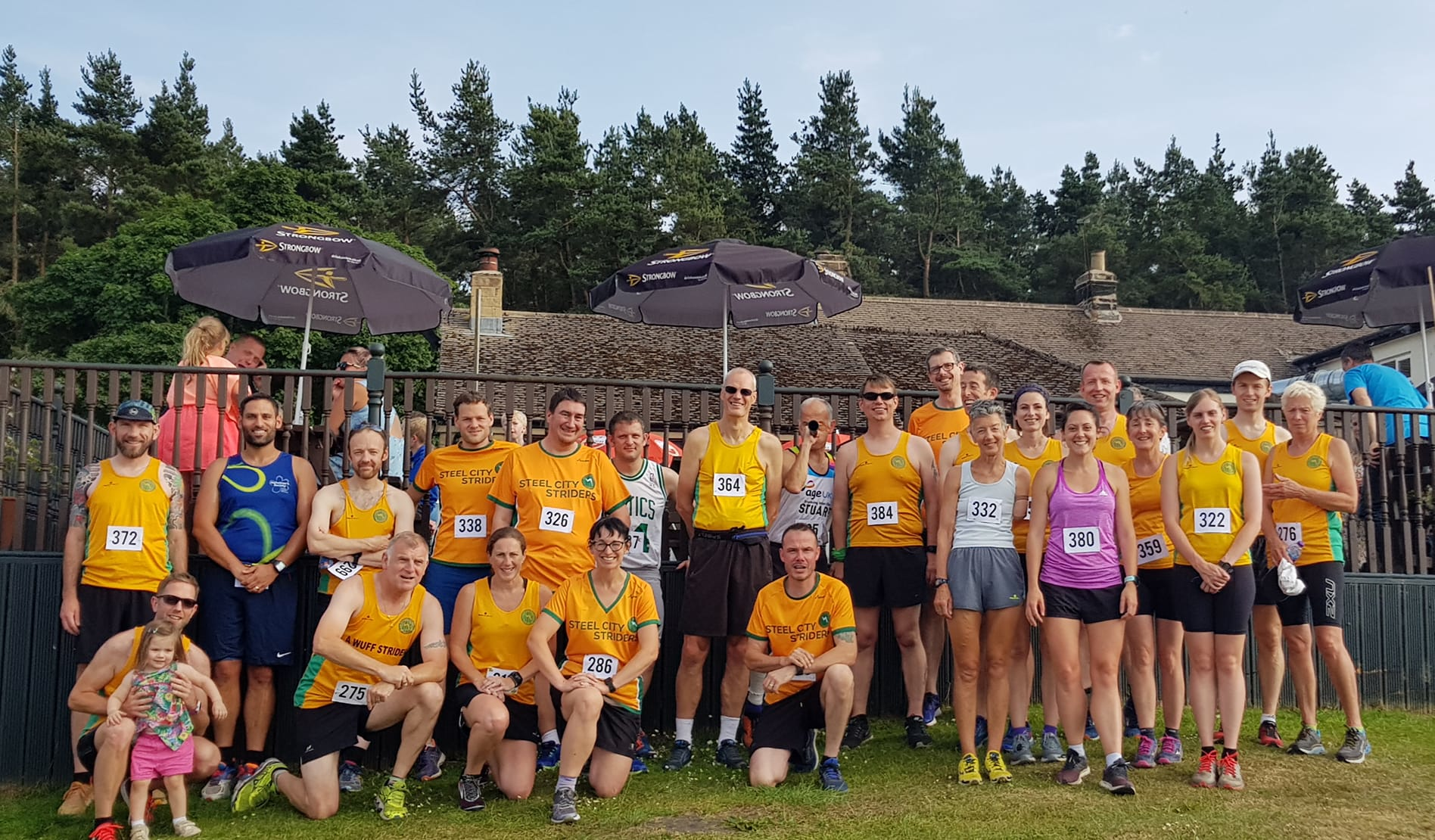 Crosspool Crawl 2018 results and reportSteel City Striders
