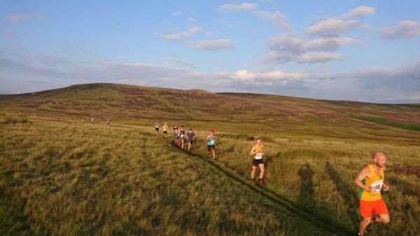 Salt Cellar fell runners 2019