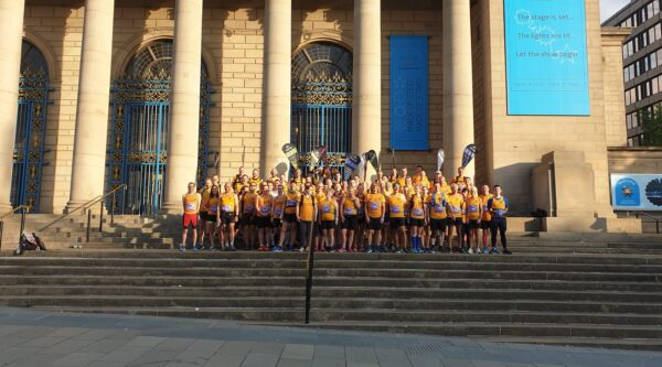 Crowd of Striders