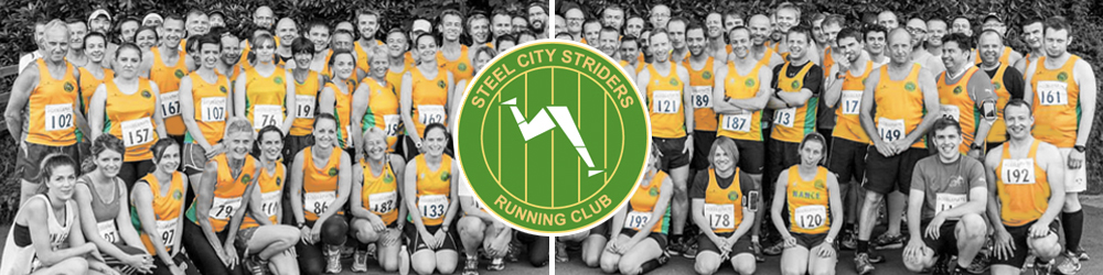 Steel City Striders Running Club Sheffield