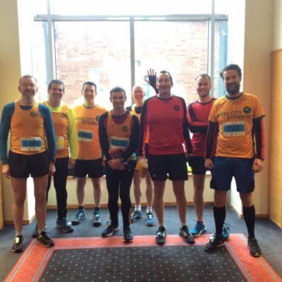 Brass Monkey Half Marathon 2017 Result