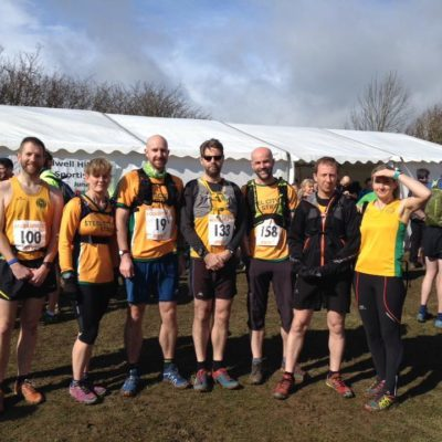 Wolf's Pit fell race result