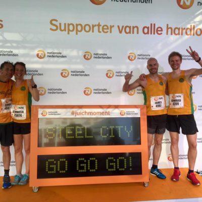 The 37th NN Marathon Rotterdam