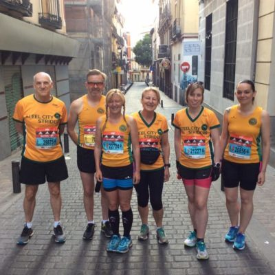 EDP Rock 'n' Roll Madrid Marathon Results