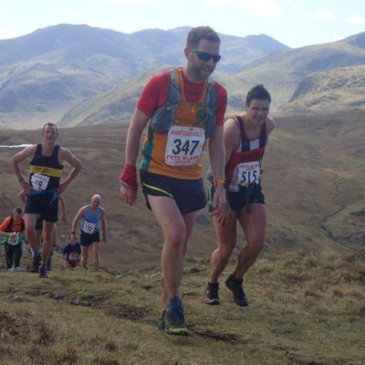 Anniversary Waltz fell race report and result by Alasdair Menmuir