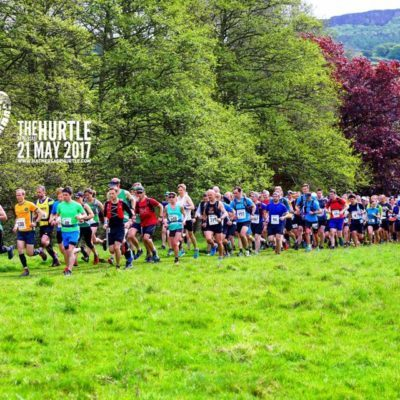 The Hathersage Hurtle – Inaugural Race