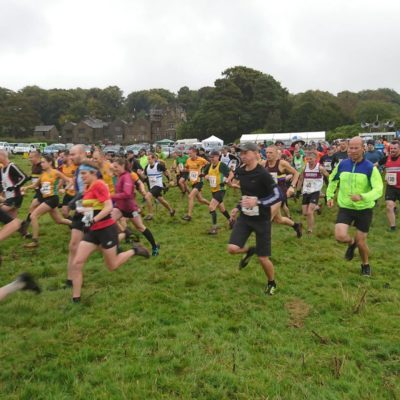 Longshaw Sheepdog Trials Fell Race result