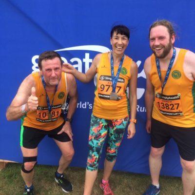 SimplyHealth Great North Run Result