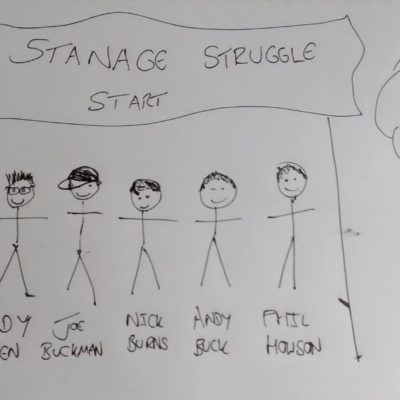 Stanage Struggle Fell Race result