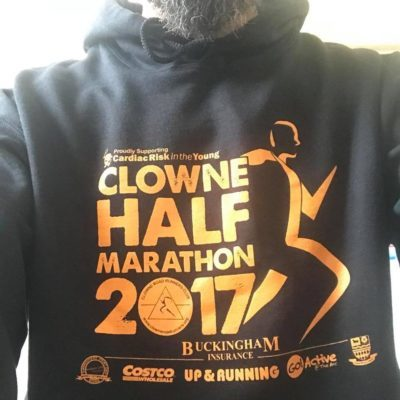 Clowne Half Marathon 2017 Result