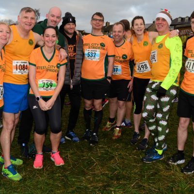 Percy Pud 2017 Result [Striders Edition]