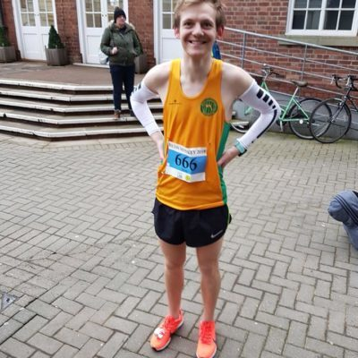 Brass Monkey race result and report by Tom Halloway