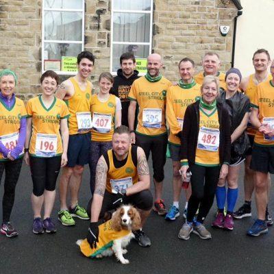 Liversedge half marathon results and race report from Jeni Harvey