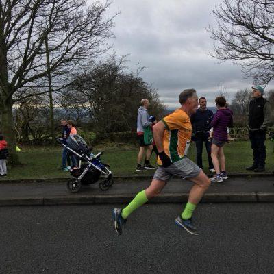 Liversedge half marathon report and stats from Stuart Jones