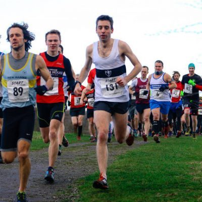 Absent Friends Trail Race Report and Results