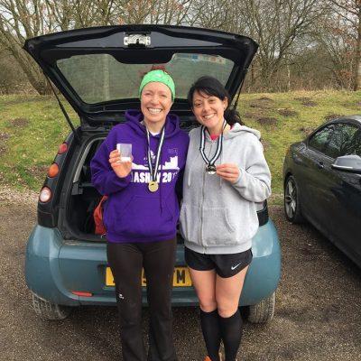 Irwell Valley 20 miler 2018 Result