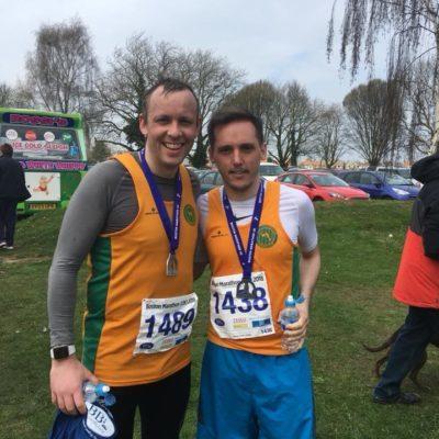 Boston Marathon UK 2018 Result