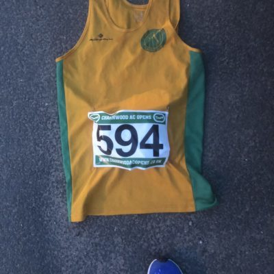 Loughborough 5000m | 16th May 2018