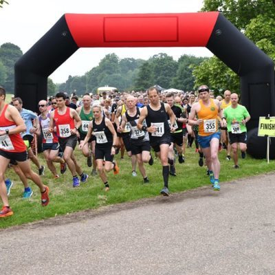 Clumber Park 10k result and report by Simon Ross