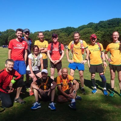Striders' Parkrun Ultra