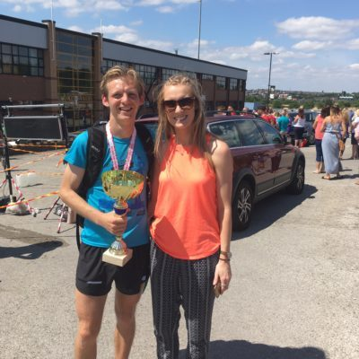 Stoke on Trent festival of running half marathon result and report by Tom Halloway