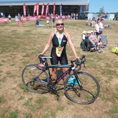 York Triathlon Sprint result
