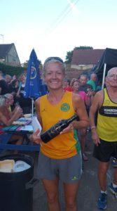 Sarah Allcard Butcher's Dog Leg race 2018