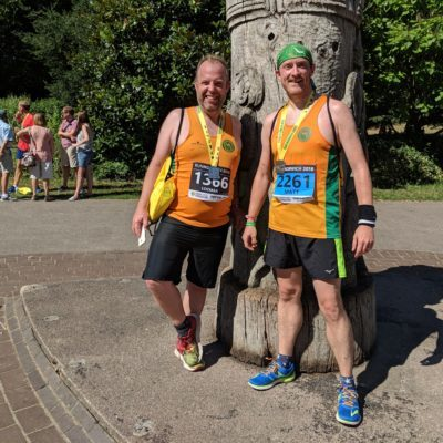Run Norwich 10k 2018 Results and Report