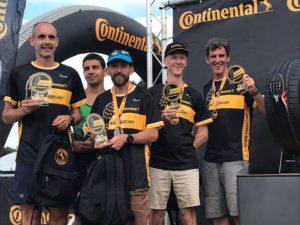 Conti Thnder Run 2018 finishers