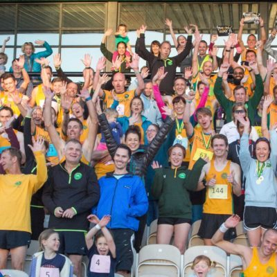 Striders Family Track Night 2018 Results