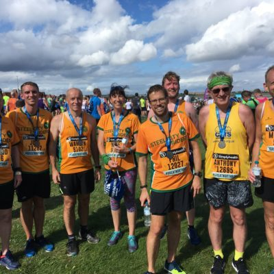 Great North Run Results