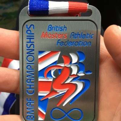 British Masters Track & Field Championships Report by Mick Wall – Maybe it was my day?