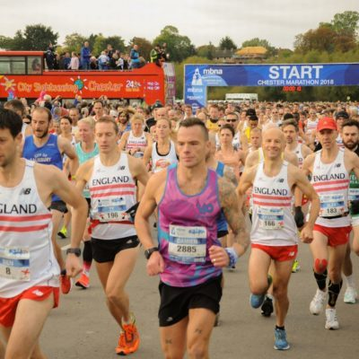 Chester Marathon Report by Steve Canning