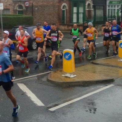 Yorkshire Marathon 2018 report by Richard Carter