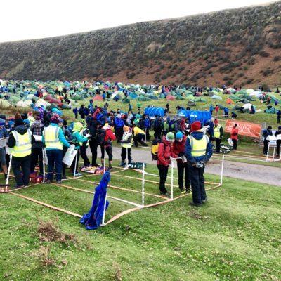 Original Mountain Marathon Results and Report