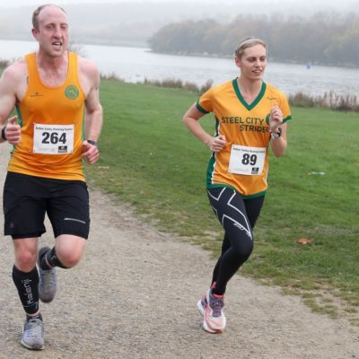 Rother Valley Running Festival report and results